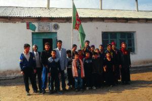 Kabakly - villaggio