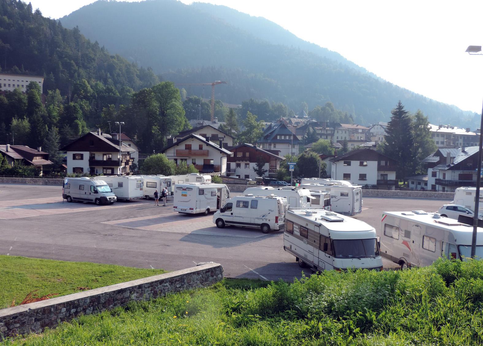 Italia - Tarvisio 20 luglio 2014