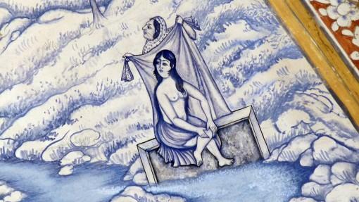 12-5- Donna seno nudo L1380438