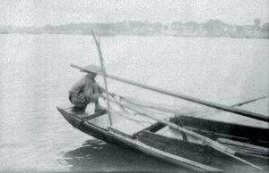 Cina 1907 Pescatore