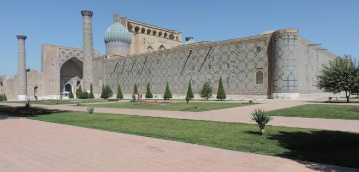 Da Roma a Samarcanda… (il sogno di tutti i camperisti) 13 Camper alla scoperta di un Crocevia di Culture