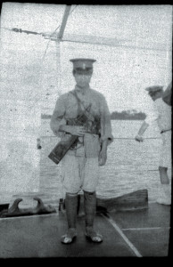 Cina 1907 Marinaio