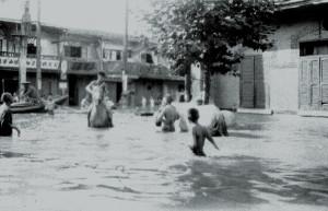 Cina 1907 L'alluvione di Hanko