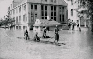 Cina 1907 Alluvione ad Hanko