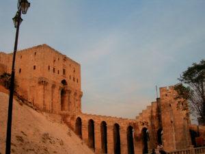Aleppo cittadella 6060