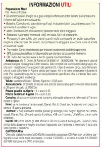Algeria informazioni utili
