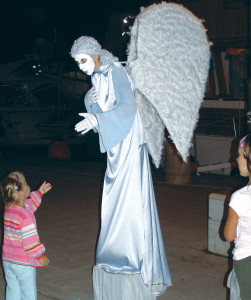 Trogir l'angelo al porticciolo