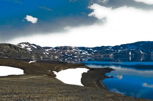 Askjia lago Oskjuvatn