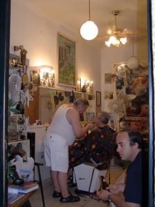 Dubrovnik il barbiere