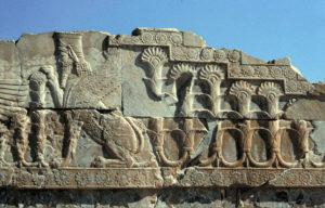 Bassorilievo Persepoli