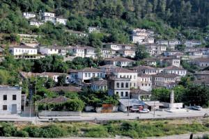 Berati - Quartiere di Gorica