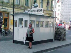 Berlino Chehk point Charlie