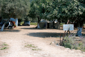 Borsh Camping mare