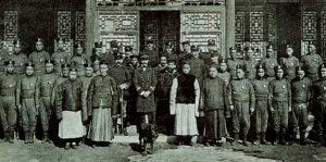 La missione italiana in Cina, 1905 periodo delle concessioni