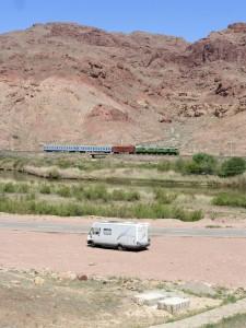 Camper con Treno P1060606
