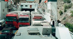 Cargo Corinto