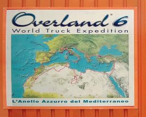 Cartina Overland 6 Camion