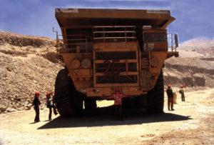 Cile grande Camion