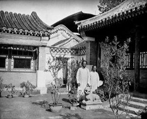 Cina 1907 Casa cinese