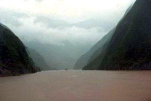 Cina fiume