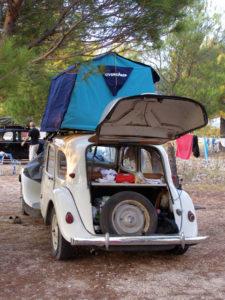 Camping al parco della Krka