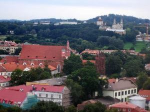 Dal Castello di Vilnius