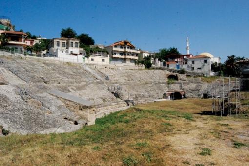 Durazzo - Anfiteatro romano