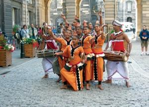 Edimburgo ballerine
