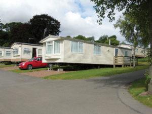 Edimburgo Mortonhall Caravan & Camp