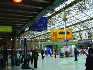 Edimburgo Stazione Waverly