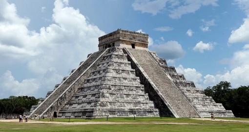El castillo di Chichén Itzá