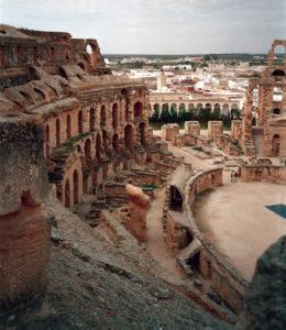 El Jem il Colosseo