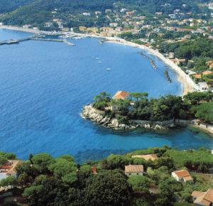 Elba Cavo panorama