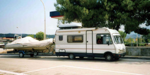 Elba camper