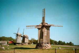 Estonia Saaremaa Mulini
