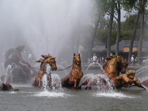 FRANCIA Fontana cavalli