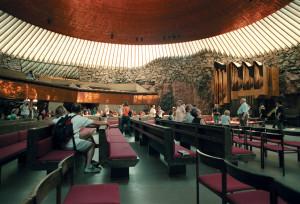 Finlandia Helsinki Chiesa