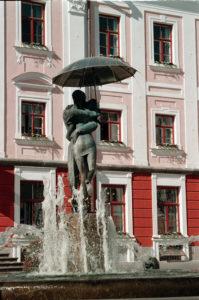 Fontana Amant a Tartu