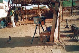 Fotografo ambulante