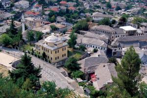 Gjirocastra dalla Cittadella