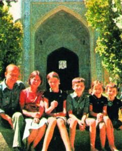 La famiglia Des Palliéres