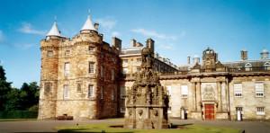 Edimburgo Holyroodhouse