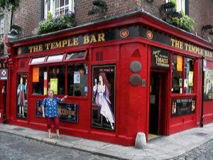 IRLANDA Bar