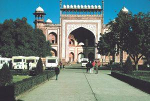 Agra Taj allabal