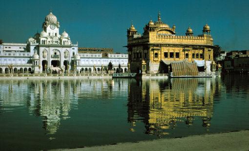 India Amritsar tempio d'Oro