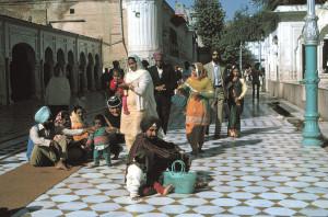 India Amritzar il Tempio d'oro