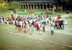 India processione