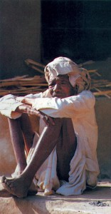 India Nepal Uomo