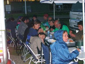 Islanda '03 Gruppo Ombrelli