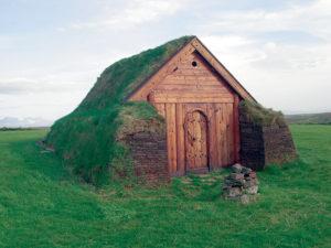 Islanda '03 capanna terra